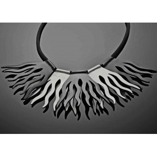 Collar 5 gorgonias